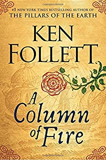 Book Cover: A Column of Fire