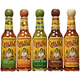 Cholula Variety, 5 Ounce, 5-Pack