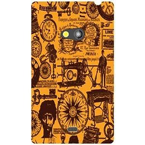 Back Cover for Nokia Lumia 625