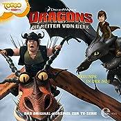 Freunde in der Not (Dragons - Die Reiter von Berk 8) | Thomas Karallus