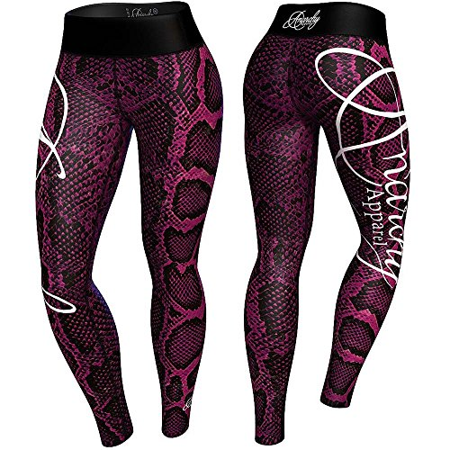 anarchy-apparel-leggings-boa-compression-pants-mma-fitness-gym-aerobic-groesse-s