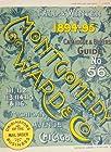 Montgomery Ward & Co. 1894-1895 Catalogue (1970 reprint)