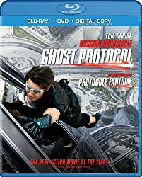 Mission: Impossible - Ghost Protocol [Blu-ray + DVD + Digital Copy]