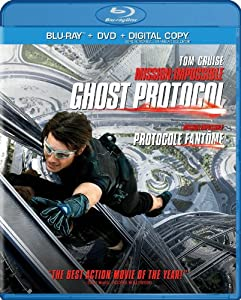 Mission Impossible: Ghost Protocol (Blu-ray + DVD + Digital Copy) (Bilingual)