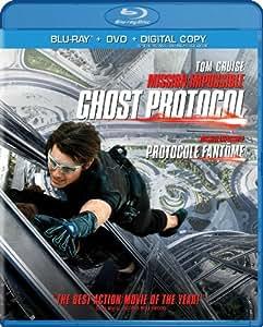 Mission Impossible: Ghost Protocol (Blu-ray + DVD + Digital Copy) (Bilingual)