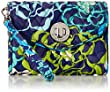 Vera Bradley Your Turn Smartphone Wristlet Wallet, Katalina Blues, One Size