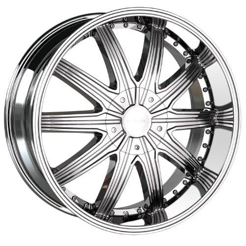 Chrome) Wheels/Rims 6x135/139.7 (995 24937C)    Automotive