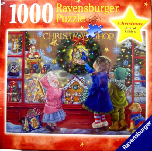 Jigsaw Puzzles: Ravensburger Christmas Puzzle Limited Edition THE ...