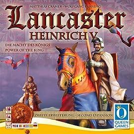 Lancaster: Henry V - The Power of the King