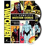 Watchmen: The Complete Motion Comic ~ Tom Stechschulte
