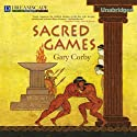 Sacred Games: A Mystery of Ancient Greece Audiobook by Gary Corby Narrated by Erik Davies