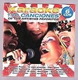 """Karaoke """"100 Canciones De Tus Artistas Favoritas"""" [IMPORT]"""