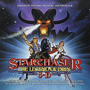 Starchaser: The Legend of Orin