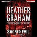 Sacred Evil Audiobook by Heather Graham Narrated by Luke Daniels