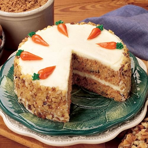 Omaha Steaks 1 (6 in.) Carrot Cake