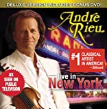 Andre Rieu Radio City Music Hall Live in New York (W/Dvd)