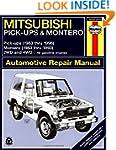 Mitsubishi Pickups and Montero, 1983-...