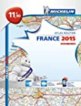 Atlas France 2015L'essentiel Michelin