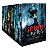 img - for The Grimm Diaries Prequels volume 1- 6: Snow White Blood Red, Ashes to Ashes & Cinder to Cinder, Beauty Never Dies, Ladle Rat Rotten Hut, Mary Mary Quite Contrary, Blood Apples book / textbook / text book