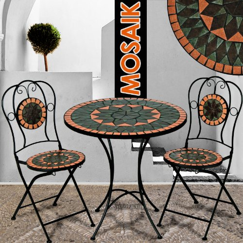 mosaik st hle und tisch com forafrica. Black Bedroom Furniture Sets. Home Design Ideas