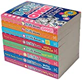 img - for Rachel Renee Russell Dork Diaries 8 Books Slipcase Collection Pack Set (Dork Diaries Omg All About Diary, Dork Diaries Holiday Heartbreak, Dork Diaries 3 1/2 How to Dork Your Diaries, Pop Star, Dear Dork, Skating Sensation, Party Time,dork Diaries) book / textbook / text book