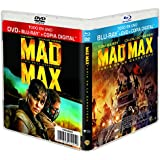 Mad Max: Furia En La Carretera (BD + DVD + Copia Digital) [Blu-ray]