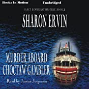Murder Aboard the Choctaw Gambler: Jancy Dewhurst Mystery, Book 2 | Sharon Ervin