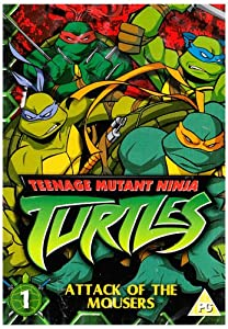 Teenage Mutant Ninja Turtles (2003) - Volume 1: Attack of the Mousers [DVD]