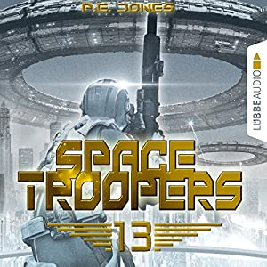 Sturmfront (Space Troopers 13) Hörbuch