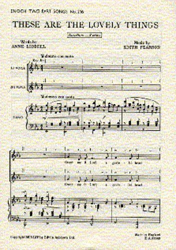 edith-pearson-these-are-the-lovely-things-partitions-pour-accompagnement-piano