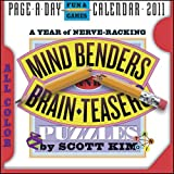 Mind Benders &amp; Brainteasers 2011 Page-A-Day Calendar
