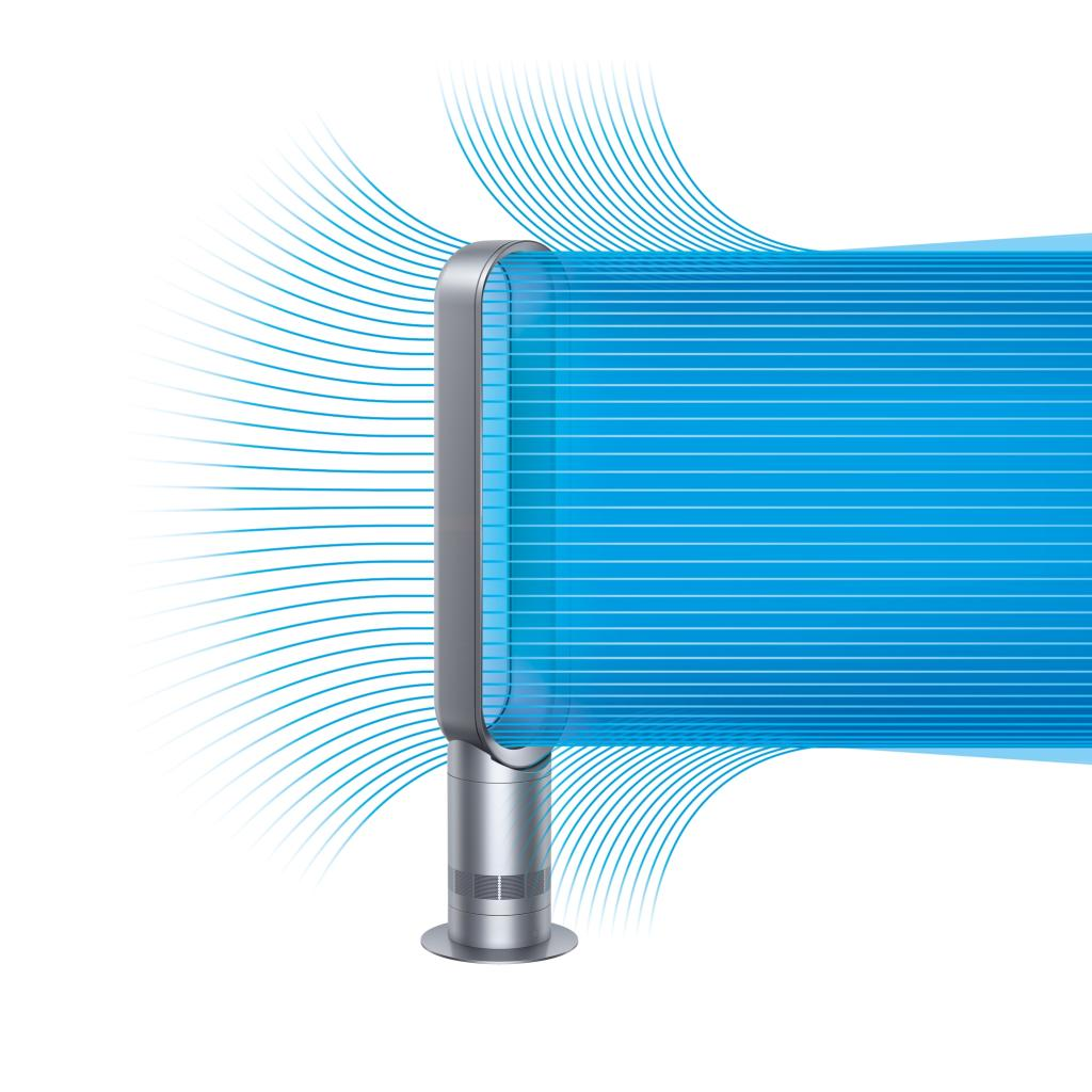 Dyson Air Multiplier Am07 Tower Fan Blue