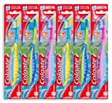 Colgate Smiles Childrens Toothbrush With Tongue Cleaner (6 Pack)