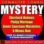 Commuter Combo, Mystery Vol 1 |  PDQ Audiobooks