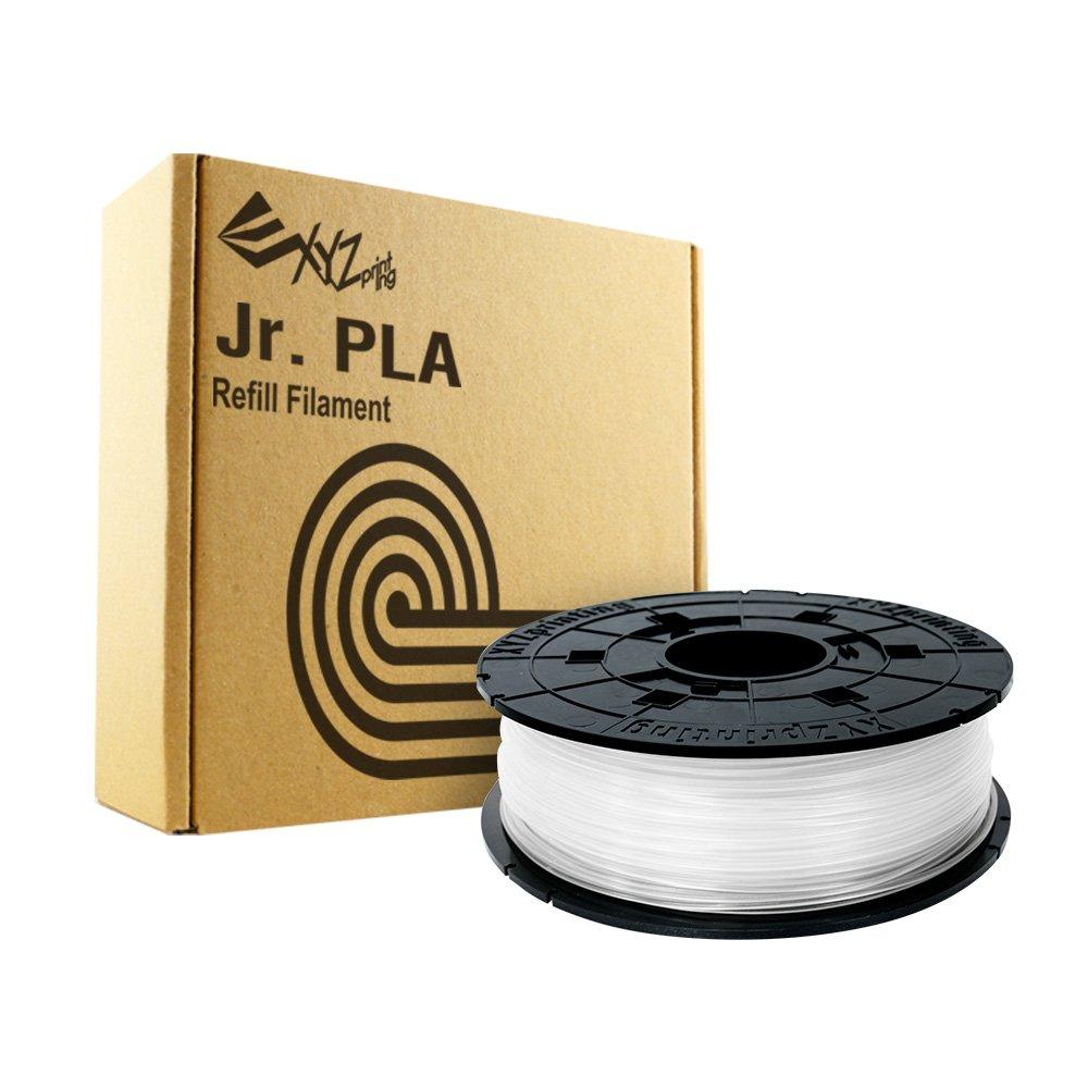 XYZprinting RFPLCXUS06B Da Vinci Junior Filament, PLA, 600 g, White