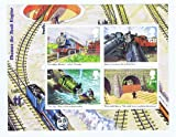 2011 Thomas the Tank Engine Stamp Miniature Sheet