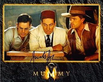 JONATHAN HYDE as Dr. Allen Chamberlain - The Mummy (1999 ...