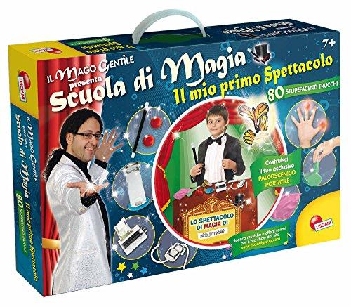 Lisciani 46409 - Scuola di Magia Il Mio Primo Spettacolo