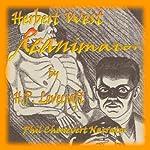 Herbert West - Reanimator | H. P. Lovecraft