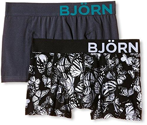bjorn-borg-mens-2-pack-spell-bound-trunks-black-x-large