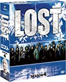 LOST シーズン4 コンパクト BOX [DVD]