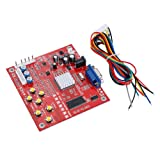 Yosoo Game Converter Board, RGBS/CGA to VGA High Definition Video Game Converter Board (Color: default)