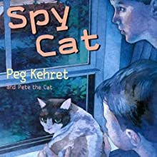 Spy Cat Audiobook by Peg Kehret Narrated by Mike Smith Rivera