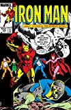 img - for Iron Man (1968-1996) #190 book / textbook / text book