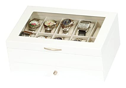 Display Watch Box Elegant Watch Box Wood Display