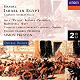 Handel: Israel in Egypt etc. (2 CDs)