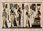 Egyptian Style Greetings Card - Notep...