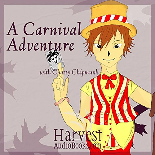 A Carnival Adventure with Chatty Chipmunk PDF