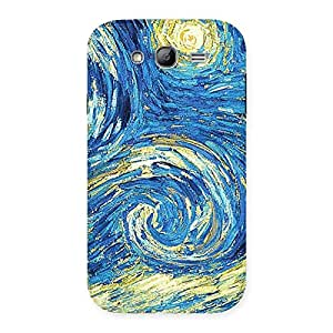 Cute Modern Color Print Back Case Cover for Galaxy Grand