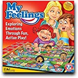 My Feelings Game, Educational board game to explore emotions through fun play! Endorsed by world renowned clinicians and educators.
